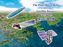 The Pearl River Delta As Seen From Satellite Images (2008 edition)